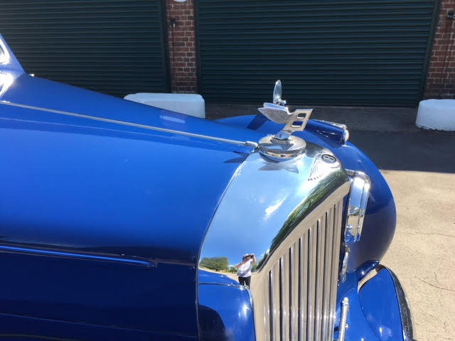 1953 BENTLEY R TYPE 4.5 LITRE - £26,950 For Sale (picture 12 of 12)