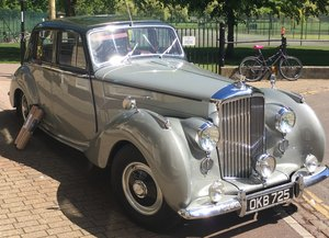 1953 Rm Type  Bentley For Sale