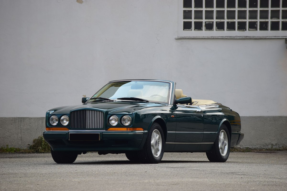 1996 Bentley Azure  For Sale by Auction (picture 1 of 6)