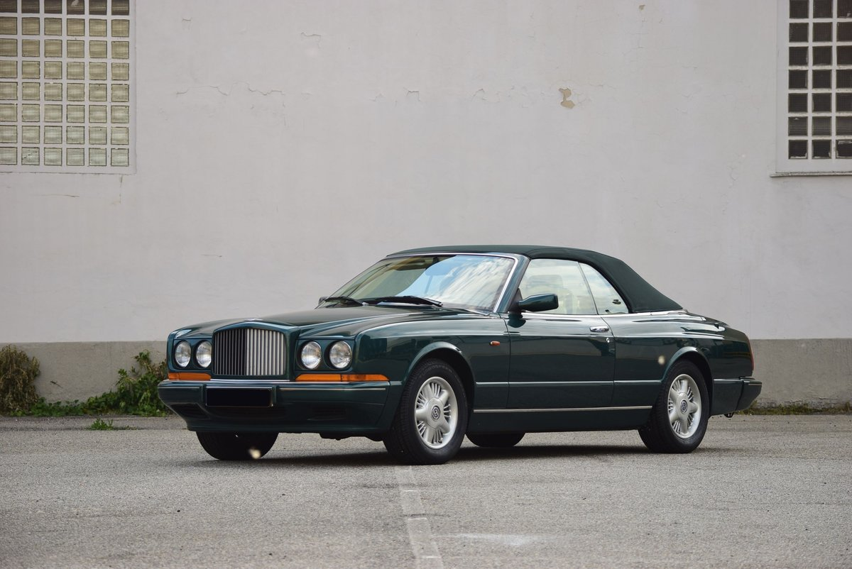 1996 Bentley Azure  For Sale by Auction (picture 4 of 6)