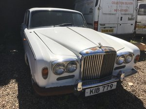 BENTLEY T1 1968 FOR RESTORATION