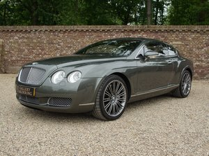 2004 Bentley Continental GT 6.0 W12 only 3 owners, very well main