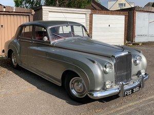 1961 Bentley S2 at ACA 15th June