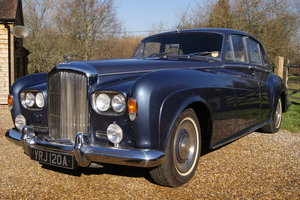 1963 Bentley S3.ONE REGISTERED KEEPER ONLY 58K For Sale