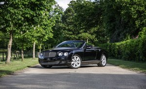 2010 Bentley GTC Mulliner Driving Specification.