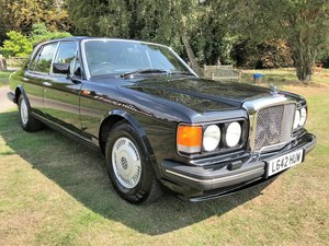 1994 Bentley Turbo R + black with black+69000m SOLD