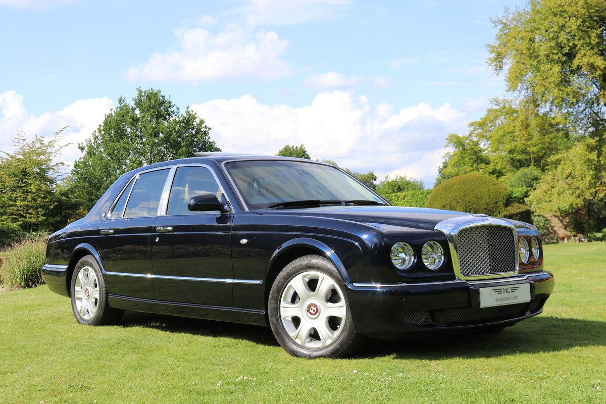 2005 Bentley Arnage R For Sale (picture 1 of 6)