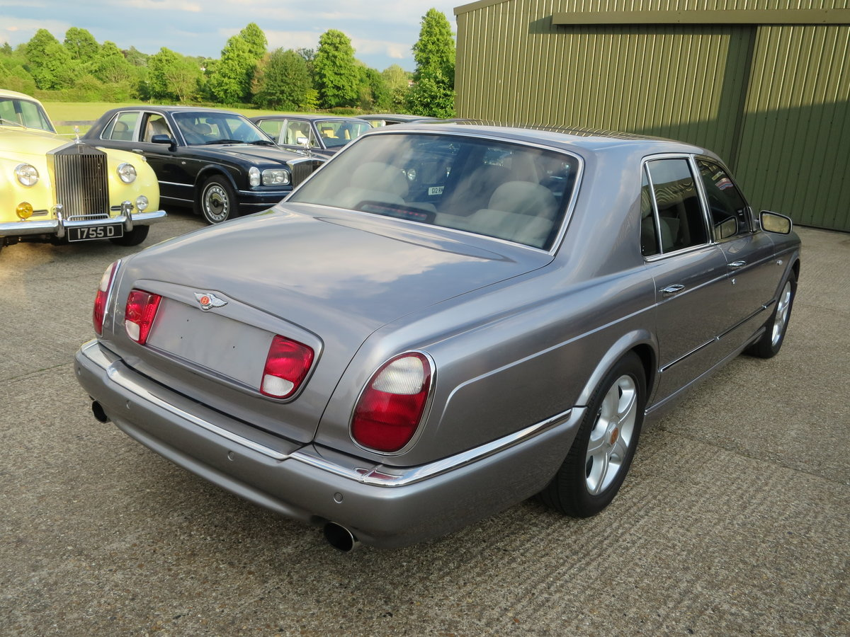 2001 Bentley Arnage Red Label SOLD (picture 2 of 6)