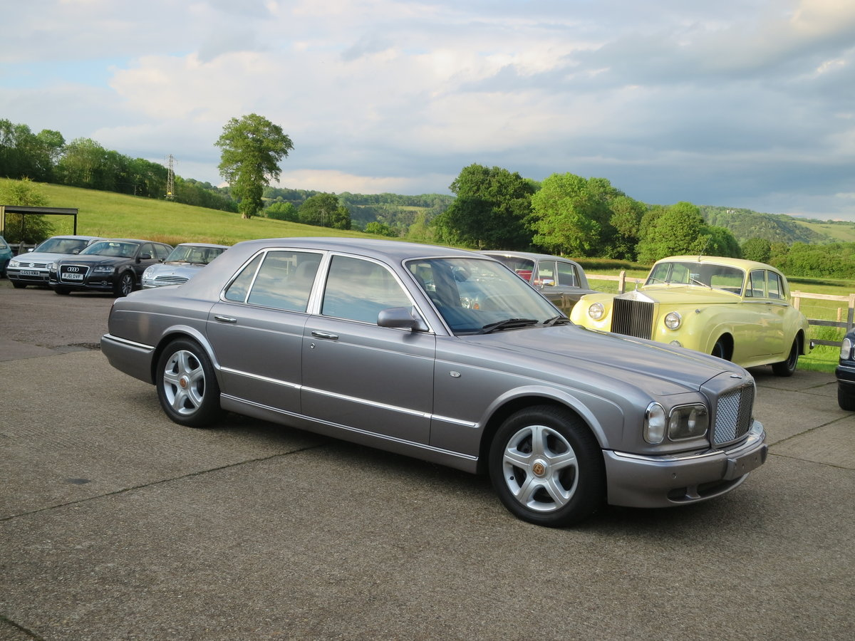 2001 Bentley Arnage Red Label SOLD (picture 4 of 6)