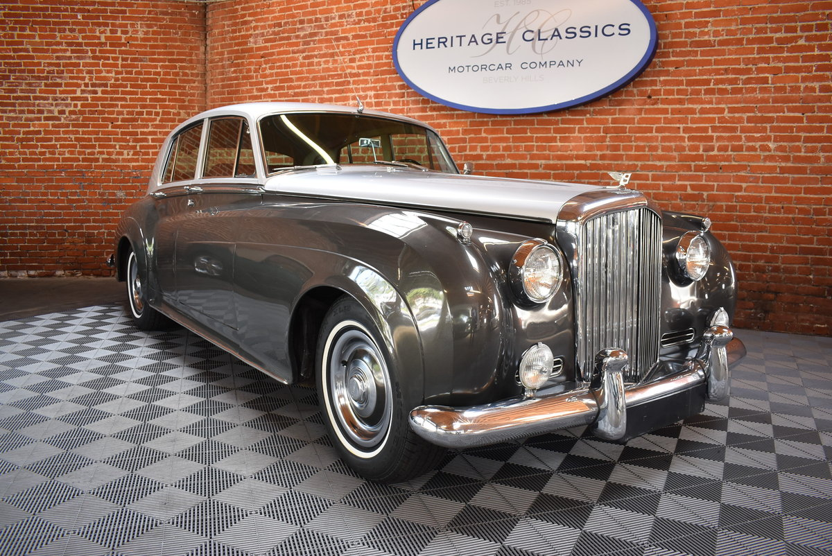 1961 Bentley S2 Saloon For Sale (picture 1 of 6)