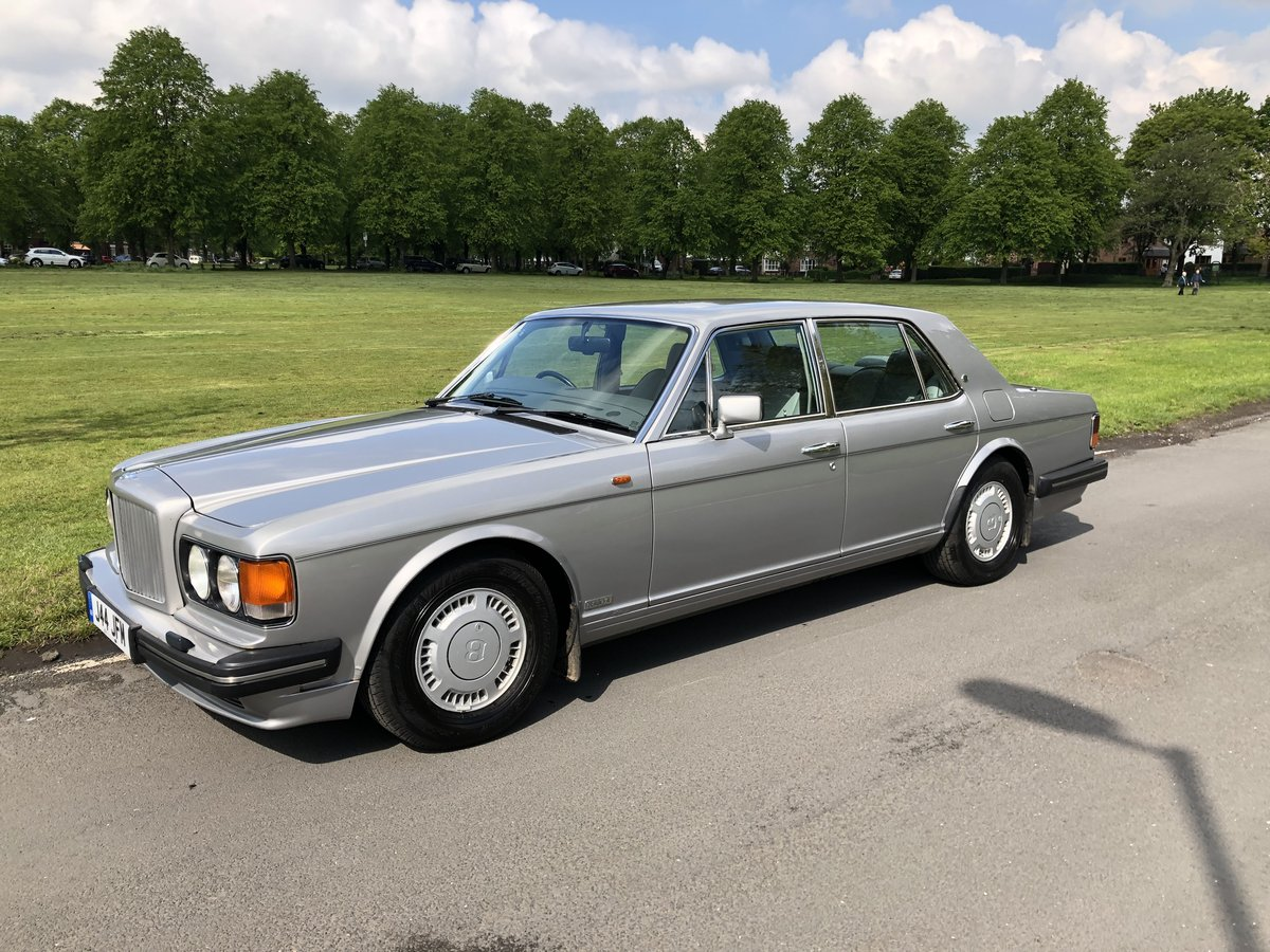 1992 Bentley Turbo R - Low mileage, under 70K! For Sale (picture 1 of 6)