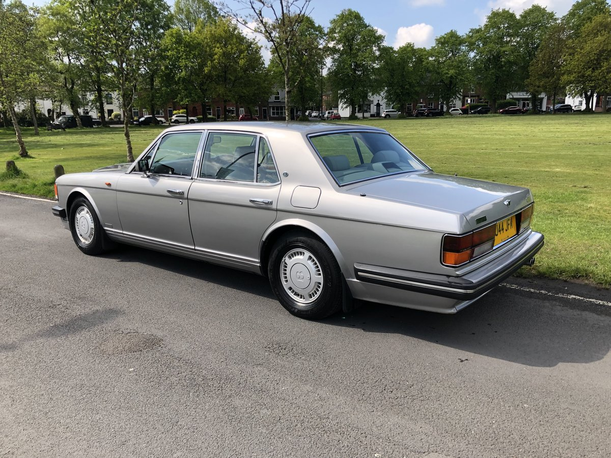 1992 Bentley Turbo R - Low mileage, under 70K! For Sale (picture 2 of 6)