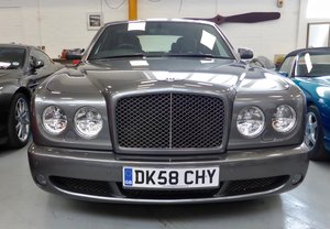 2008 Bentley Arnage T Auto Mulliner Ed For Sale