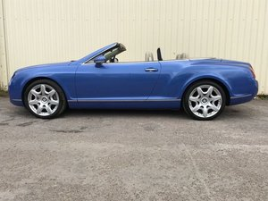 2007 Continental GTC W12 For Sale