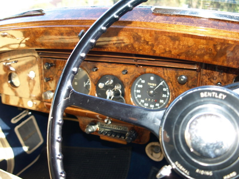 1954 R Type Bentley Automatic For Sale (picture 6 of 6)