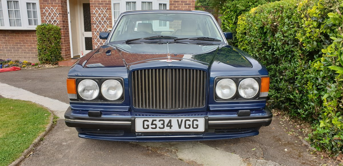 1990 Bentley Turbo R For Sale (picture 1 of 6)