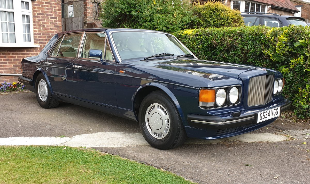 1990 Bentley Turbo R For Sale (picture 2 of 6)