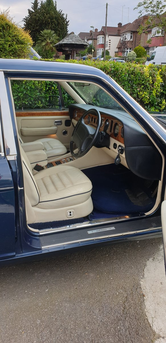 1990 Bentley Turbo R For Sale (picture 4 of 6)