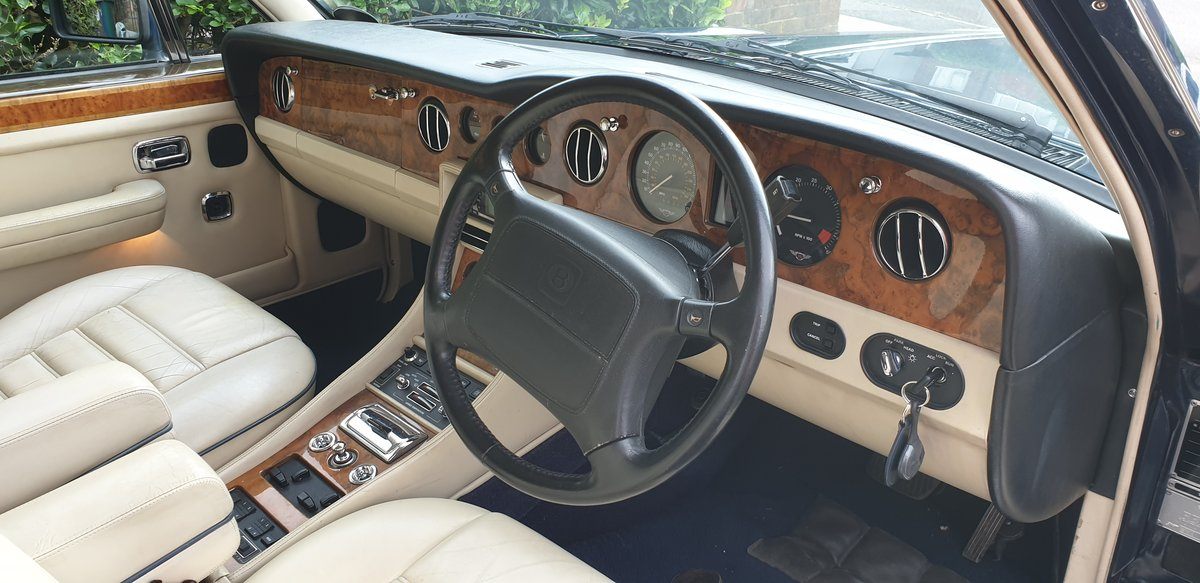 1990 Bentley Turbo R For Sale (picture 5 of 6)