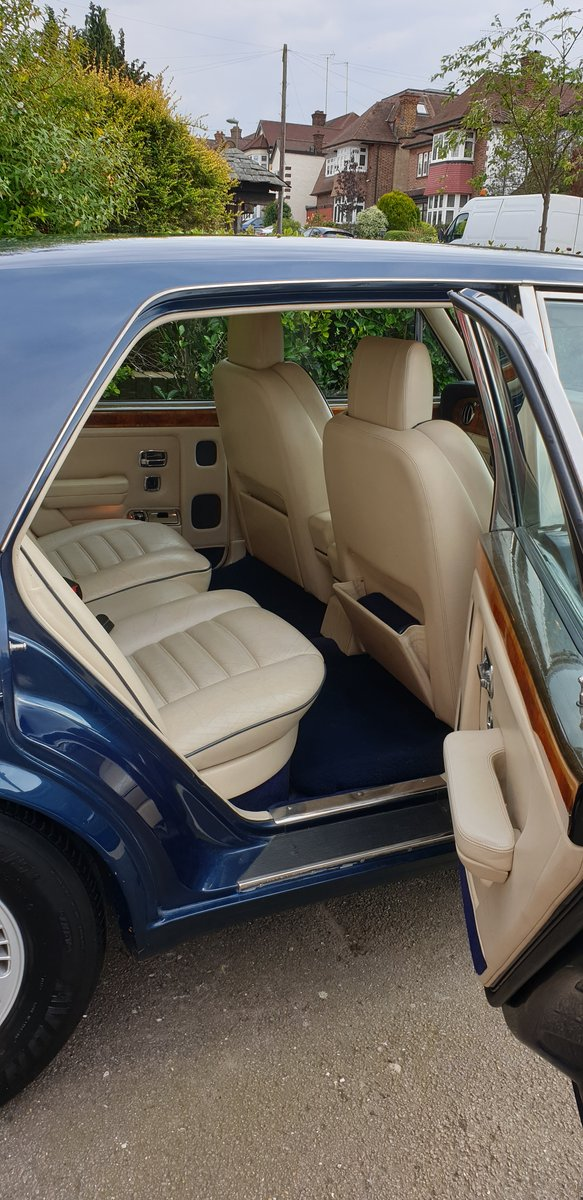 1990 Bentley Turbo R For Sale (picture 6 of 6)