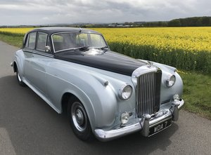 1958 Bentley S1, VGC, For Part Exc. or SOLD