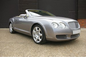 2008 Bentley Continental 6.0 W12 GTC MULLINER (37,545 miles) SOLD