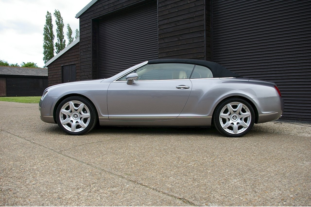 2008 Bentley Continental 6.0 W12 GTC MULLINER (37,545 miles) For Sale (picture 2 of 6)