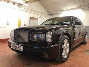 2002 Bentley Arnage Immaculate condition For Sale