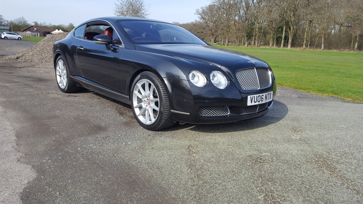 Bentley Continental GT (2006) Full Mulliner spec. For Sale (picture 1 of 6)
