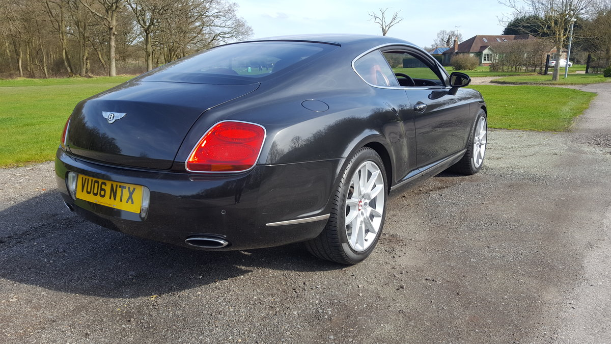 Bentley Continental GT (2006) Full Mulliner spec. For Sale (picture 2 of 6)