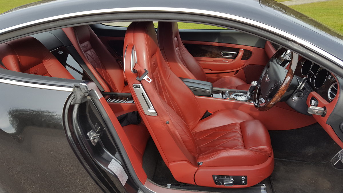 Bentley Continental GT (2006) Full Mulliner spec. For Sale (picture 3 of 6)