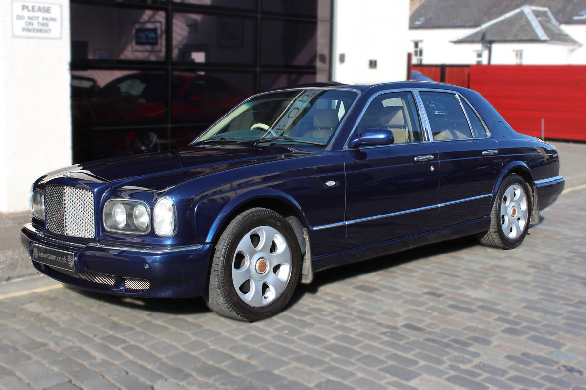 2002 Bentley Arnage 6.8 R 4dr AVAILABLE SHORTLY , LOW MILES For Sale (picture 1 of 6)
