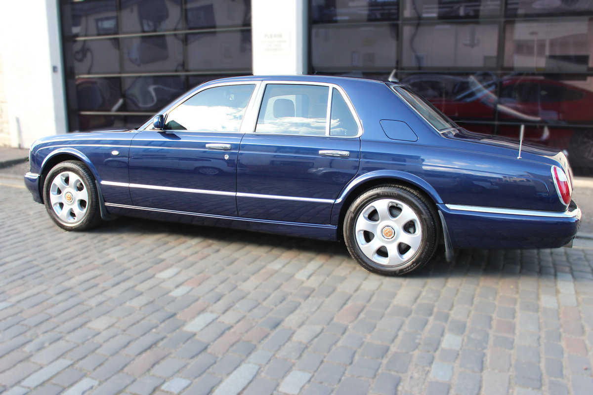 2002 Bentley Arnage 6.8 R 4dr AVAILABLE SHORTLY , LOW MILES For Sale (picture 3 of 6)