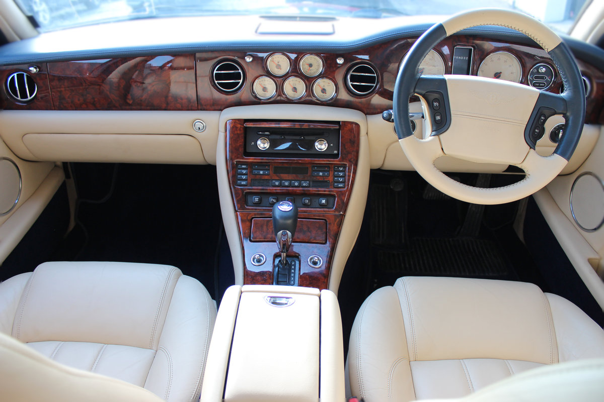 2002 Bentley Arnage 6.8 R 4dr AVAILABLE SHORTLY , LOW MILES For Sale (picture 4 of 6)