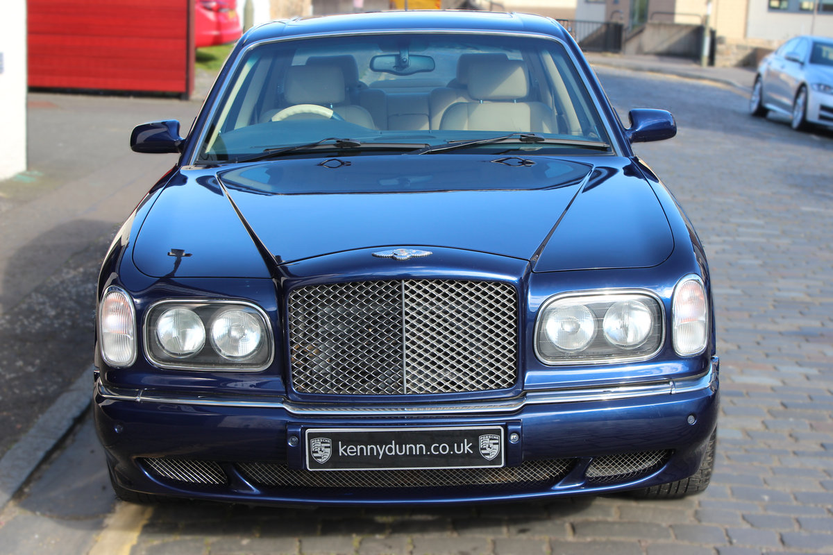 2002 Bentley Arnage 6.8 R 4dr AVAILABLE SHORTLY , LOW MILES For Sale (picture 6 of 6)