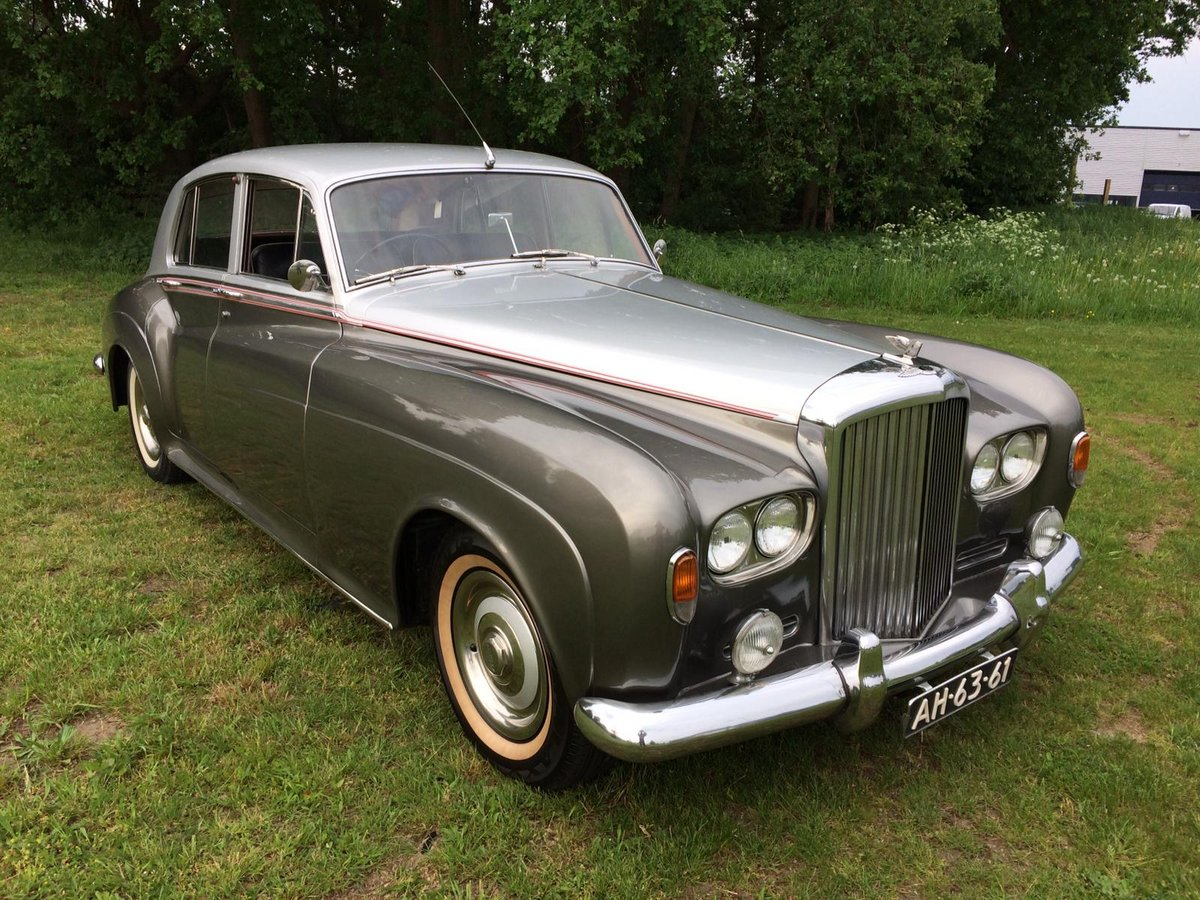 Bentley S3 RHD 1965 For Sale (picture 1 of 6)