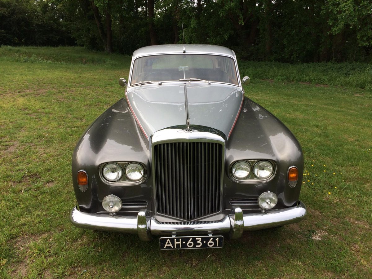 Bentley S3 RHD 1965 For Sale (picture 2 of 6)
