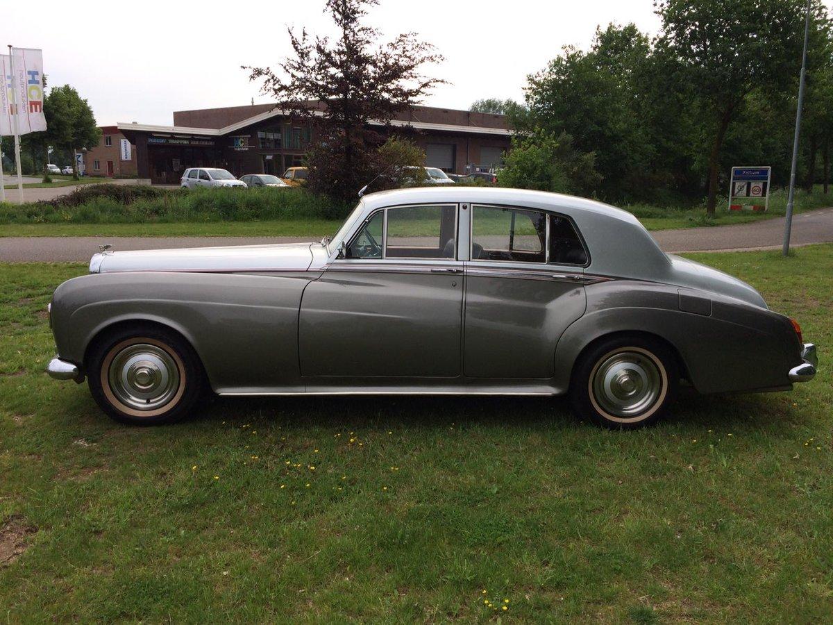 Bentley S3 RHD 1965 SOLD (picture 3 of 6)