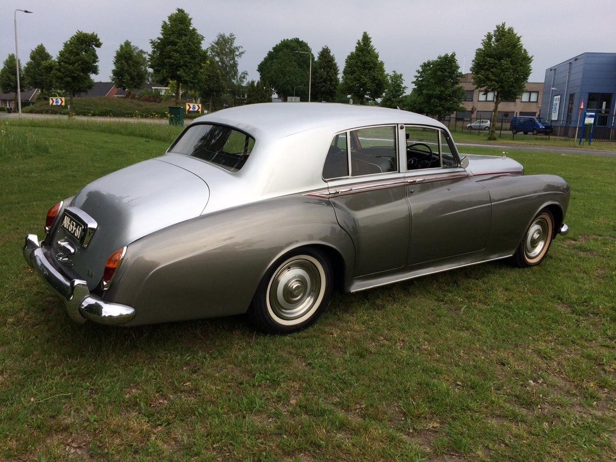 Bentley S3 RHD 1965 For Sale (picture 4 of 6)