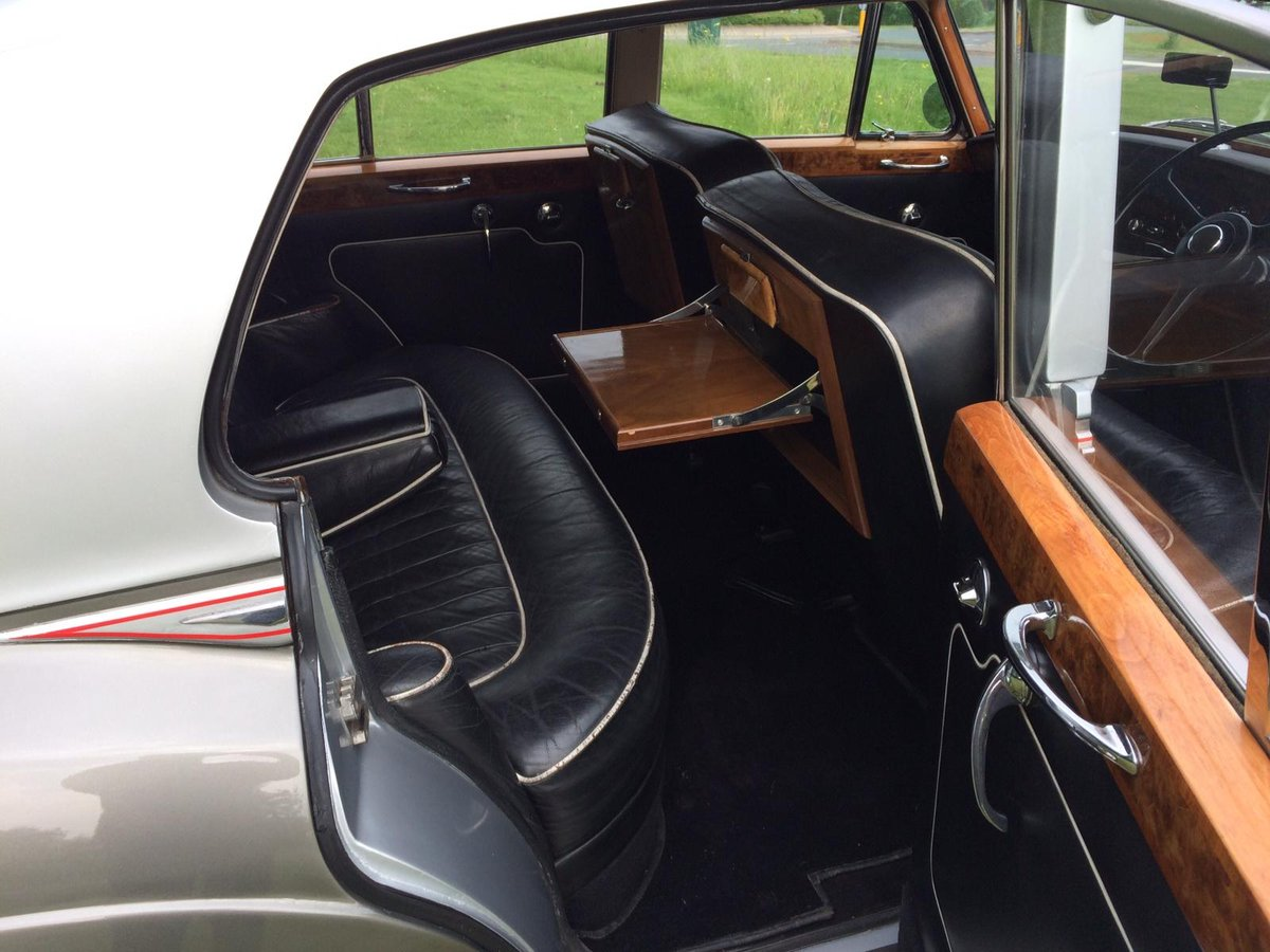 Bentley S3 RHD 1965 For Sale (picture 5 of 6)