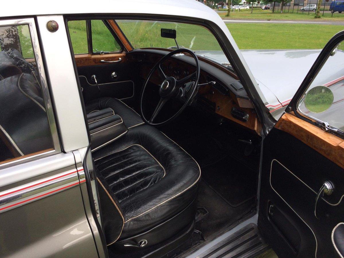 Bentley S3 RHD 1965 SOLD (picture 6 of 6)