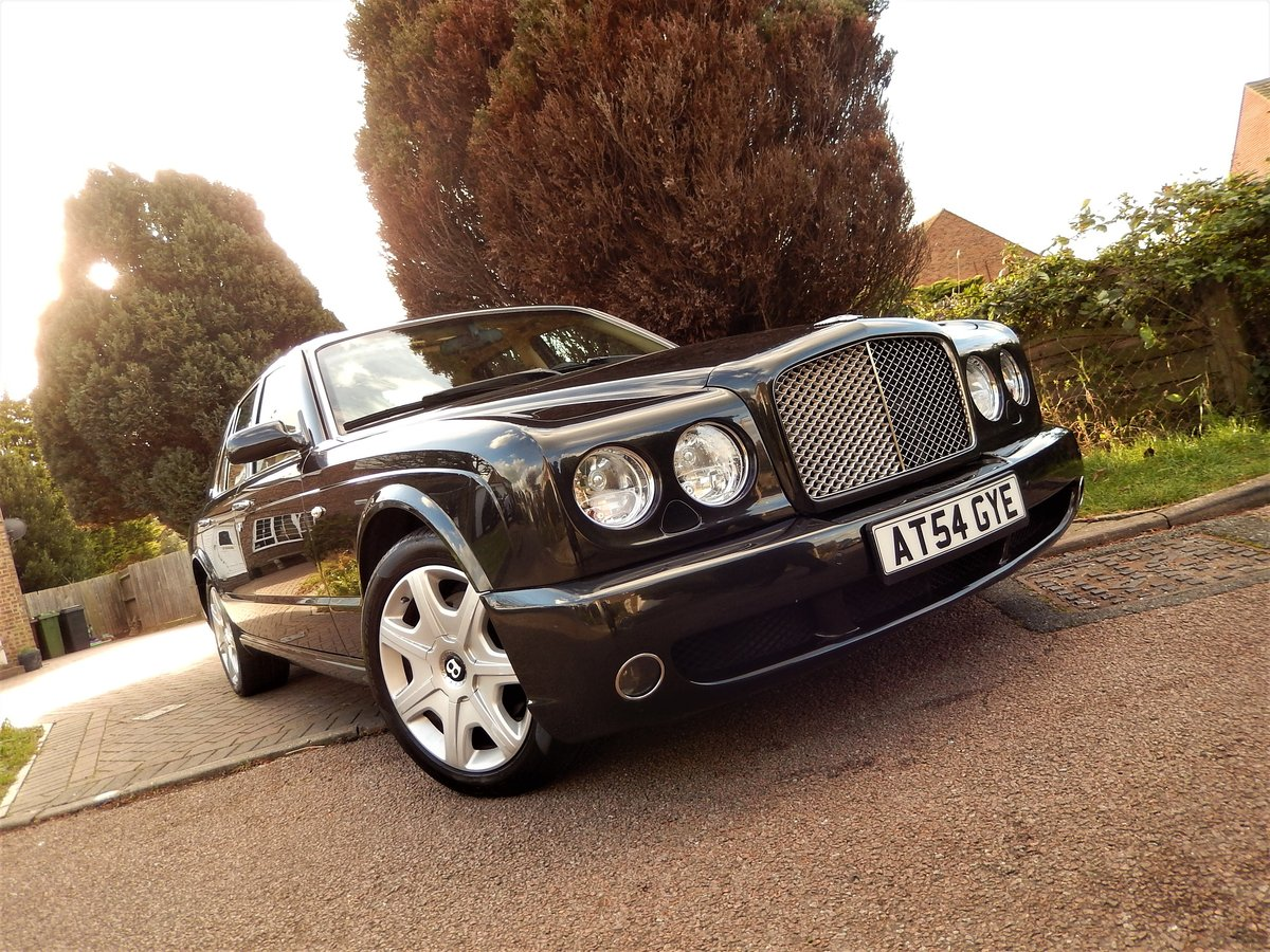 2005 LHD ARNAGE T TWIN TURBO -- 2 owners  For Sale (picture 1 of 6)