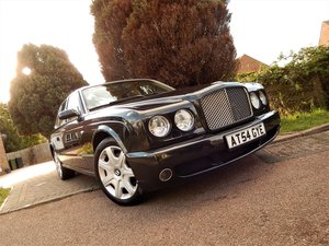 2005 LHD ARNAGE T TWIN TURBO -- 2 owners  For Sale
