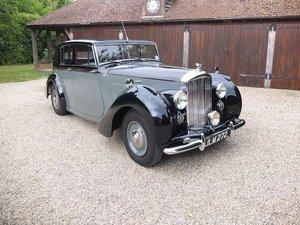 1947 Bentley MKVI  SOLD
