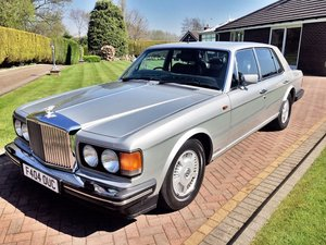 1988 Superb Low Mileage Bentley Mulsanne S For Sale