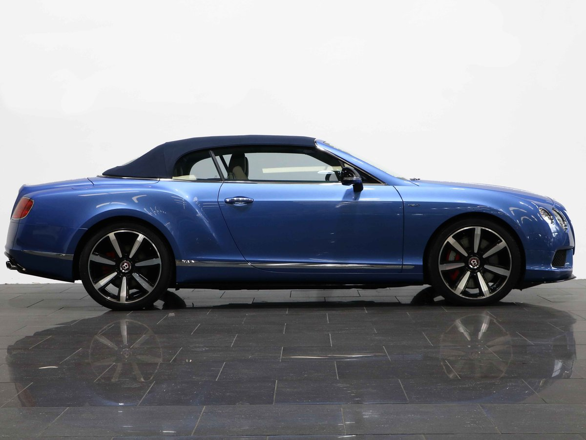 2014 14 BENTLEY CONTINENTAL GTC 4.0 V8 S AUTO For Sale (picture 2 of 6)