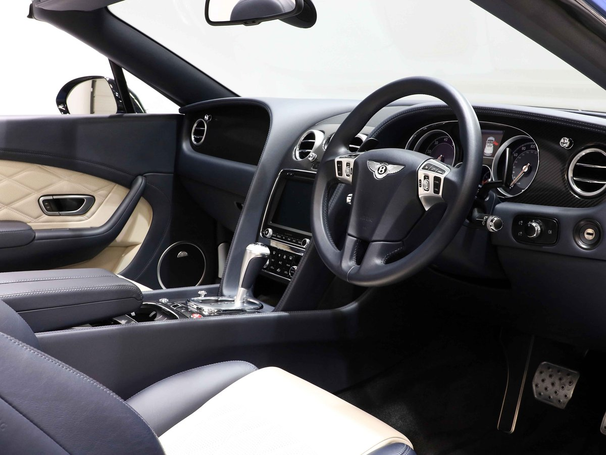 2014 14 BENTLEY CONTINENTAL GTC 4.0 V8 S AUTO For Sale (picture 5 of 6)