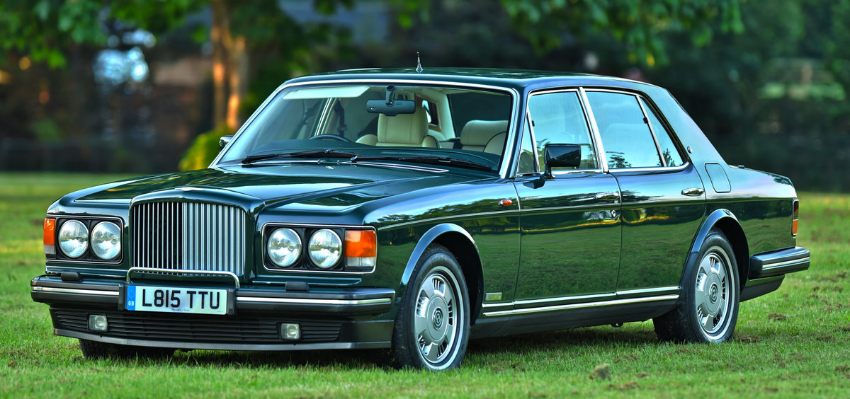 1994 Bentley Brooklands For Sale (picture 1 of 6)