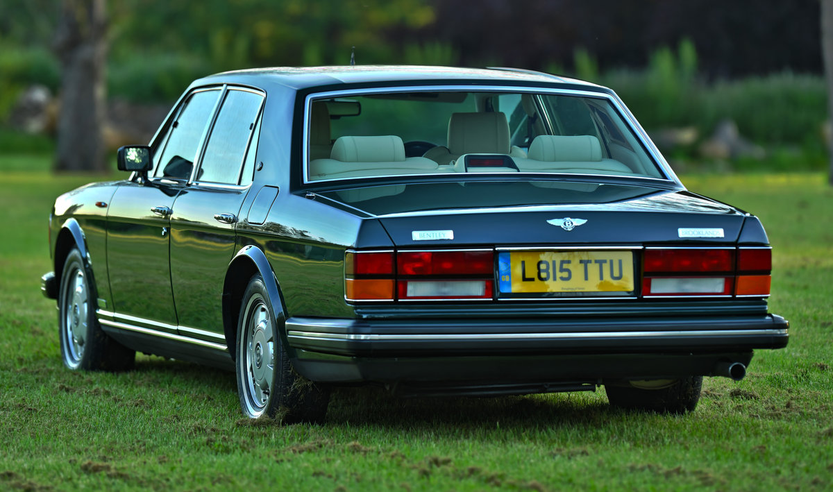 1994 Bentley Brooklands For Sale (picture 4 of 6)
