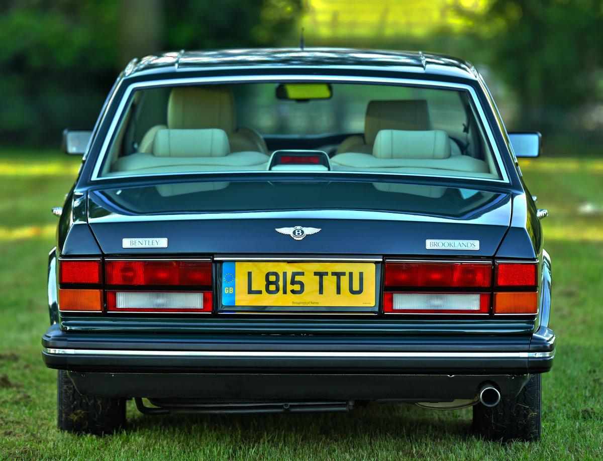 1994 Bentley Brooklands For Sale (picture 5 of 6)